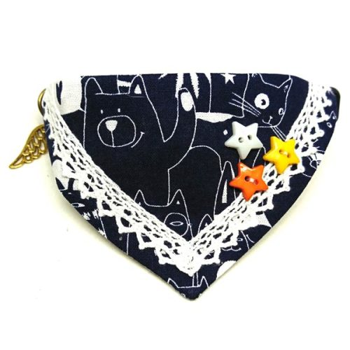 Friendship Stars – Bandana for Cats & Small Dogs