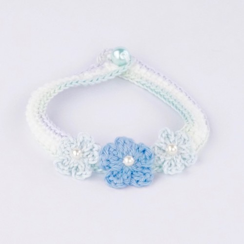 Petals Decorative Collar for Cats & Small Dogs