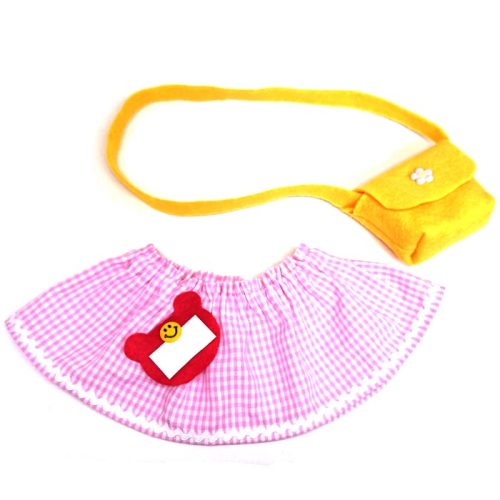 Kindergarten Kid Decorative Smock – For Medium-Sized Dogs