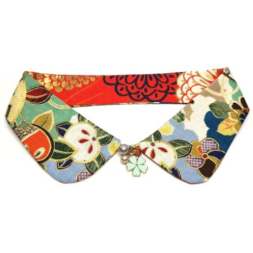 Edo – Reversible Decorative Collar