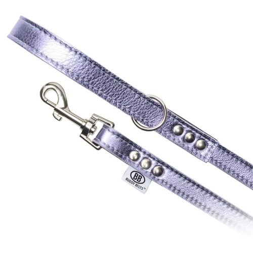 Buddy Belts Luxury Leather Leash (Pixie 2.0)