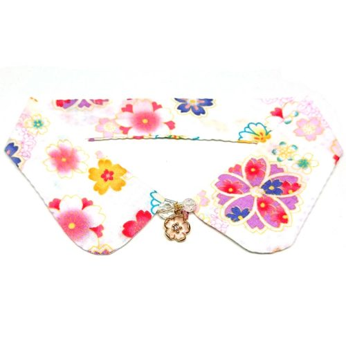 Spring Blush Decorative Collar