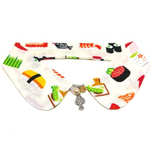 Sushi Feast Decorative Collar