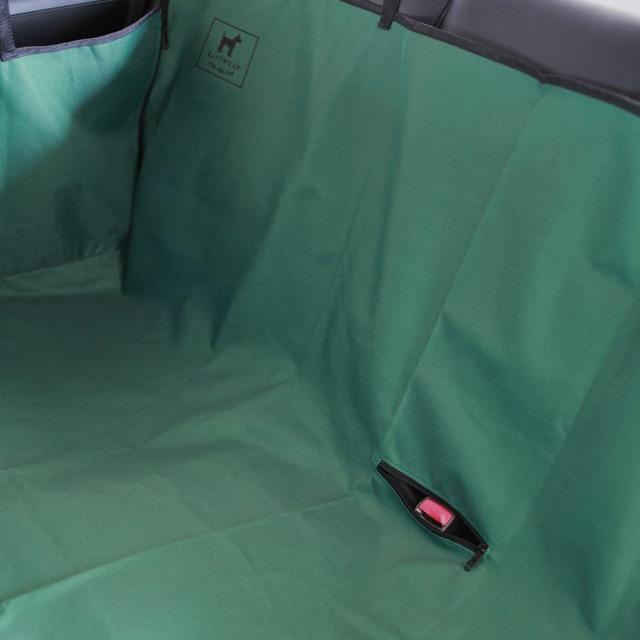 Raffwear rear deluxe - Forest Green
