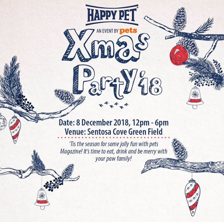 Pets Magazine Xmas Party'18 at Sentosa