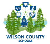 Wilson County School District Logo