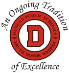 Duncan Public Schools Logo