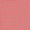 Spinnaker Dress Shirt - Red Gingham, fabric swatch closeup