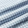 Lightweight Leeward Dress Shirt - Light Blue Check, fabric swatch closeup
