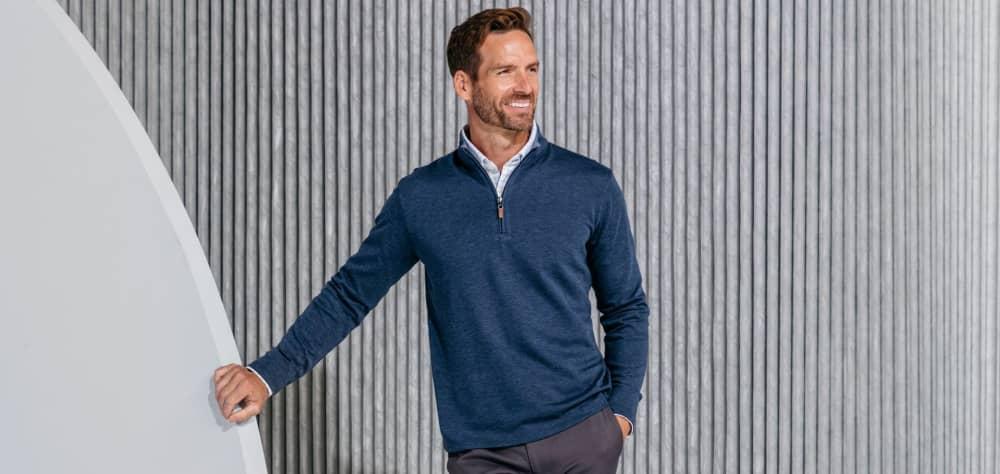 Mizzen+Main Pullovers