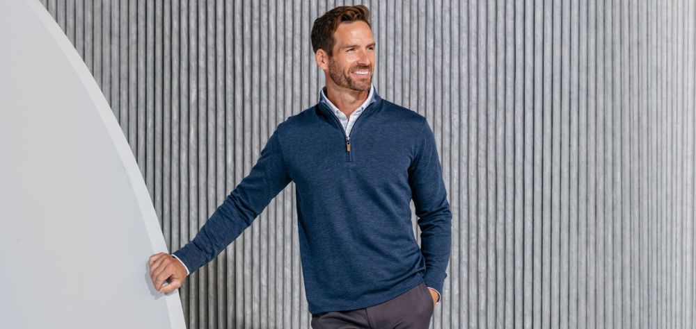 Mizzen+Main Pullovers
