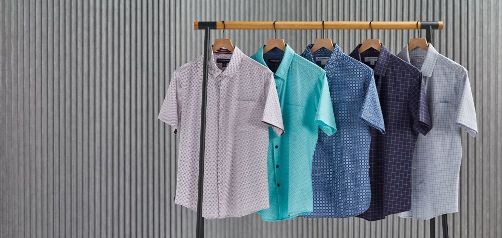 Stock up on Short Sleeves for $65