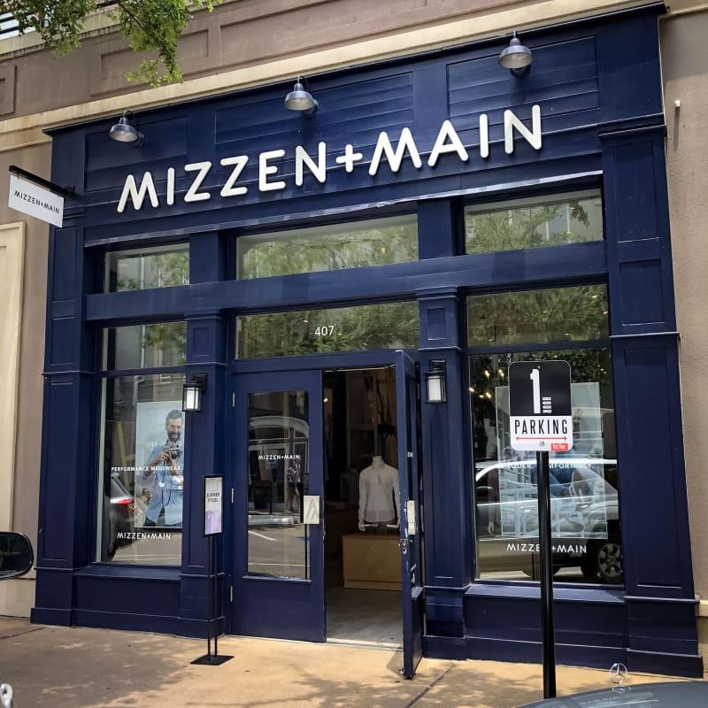 Our West Village Flagship storefront