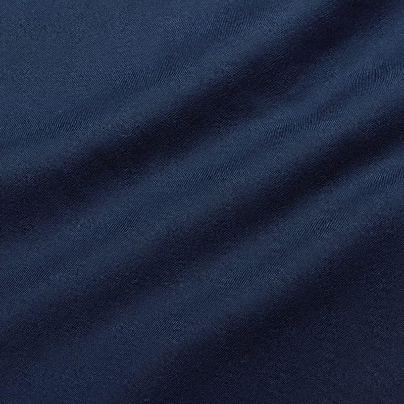 ProFlex Vest - Navy Solid, fabric swatch closeup