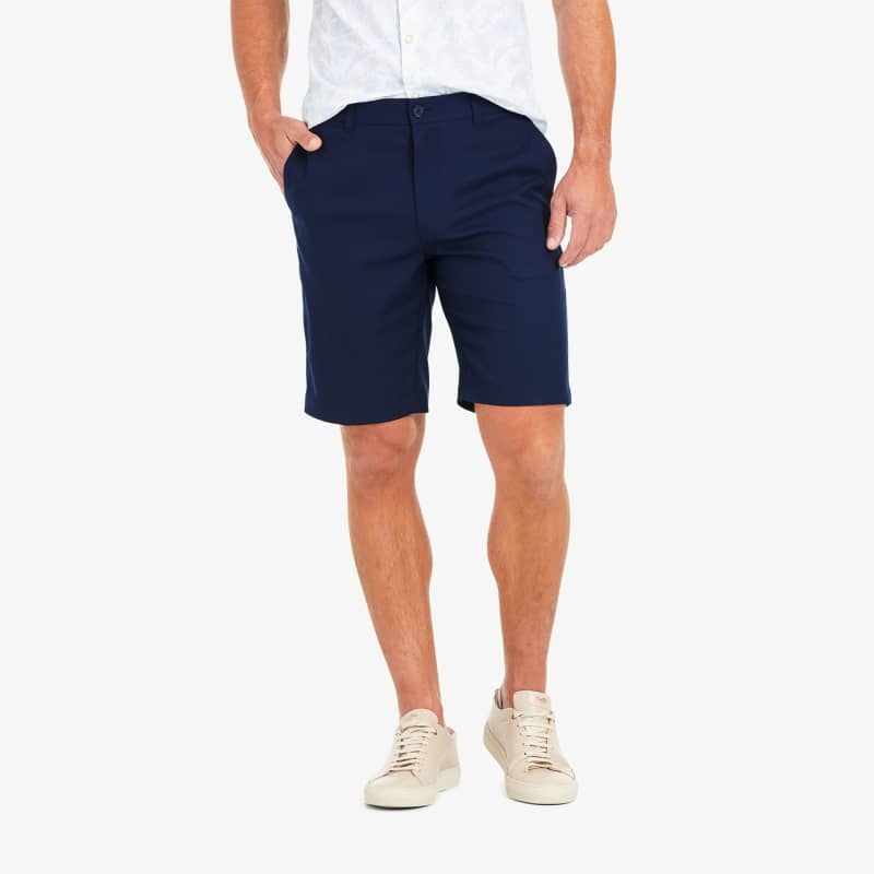 Baron Shorts - Navy Solid, featured product shot