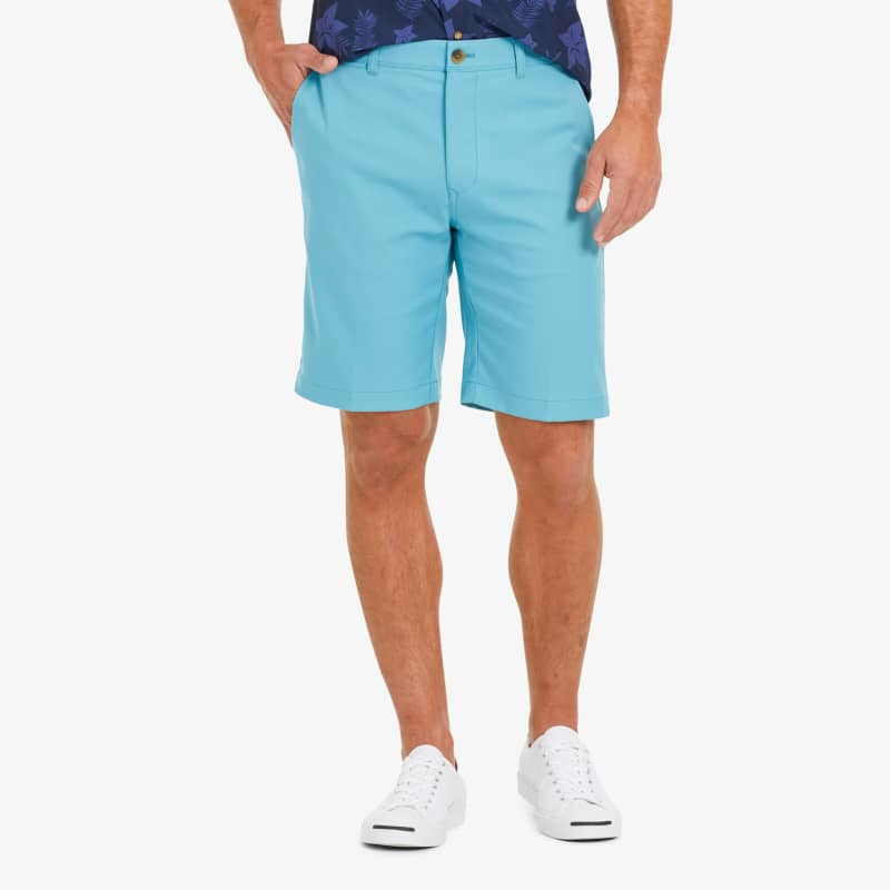 Baron Shorts - Sea Green Solid, featured product shot