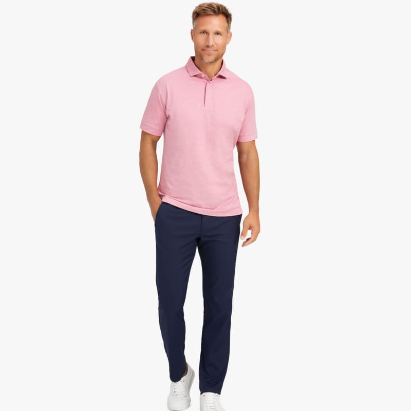 Wilson Polo - Red Heather, lifestyle/model