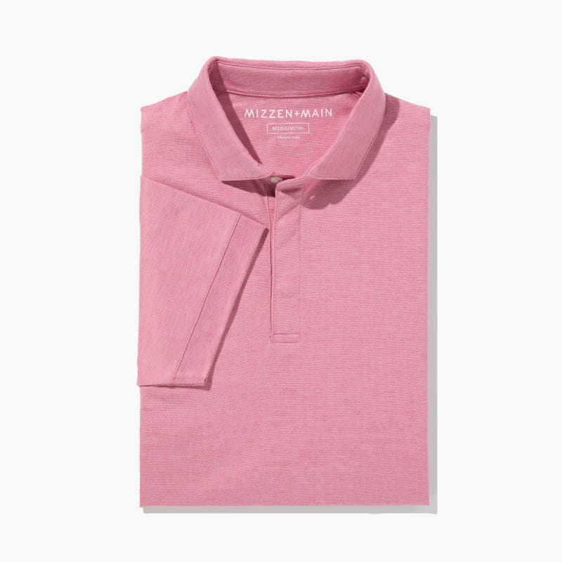 Wilson Polo - Red Heather, featured product shot