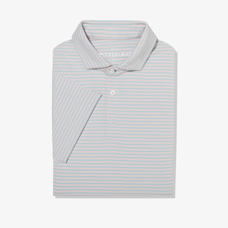 Phil Mickelson Polo - Kiawah Breeze Stripe, featured product shot