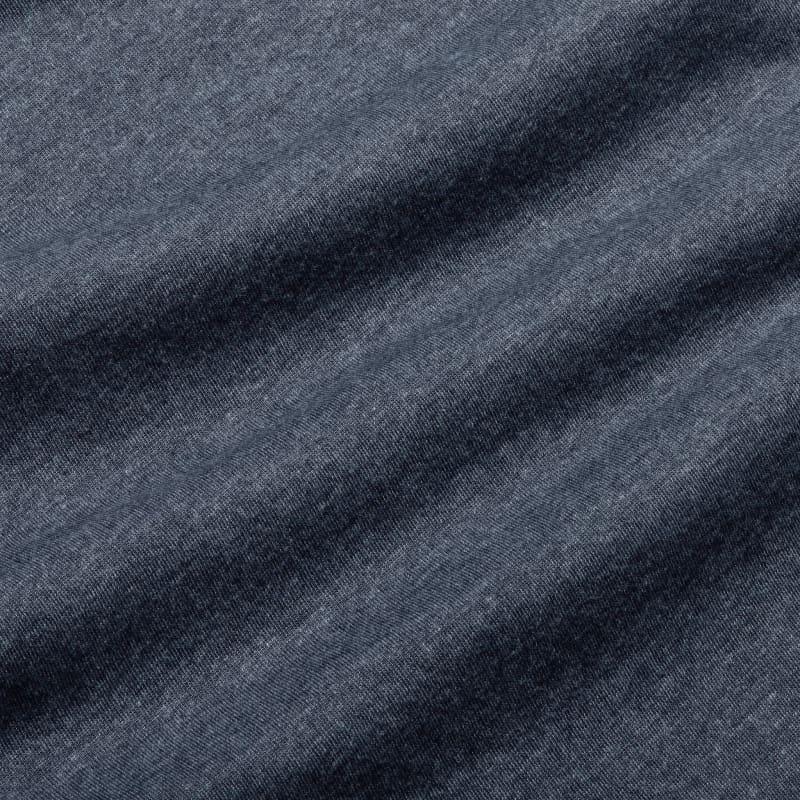 Soft Wash T-shirt - Navy Back Graphic, fabric swatch closeup