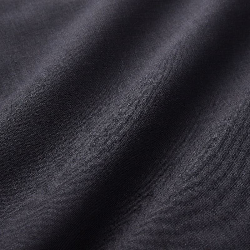 Grant Jacket - Navy Solid, fabric swatch closeup