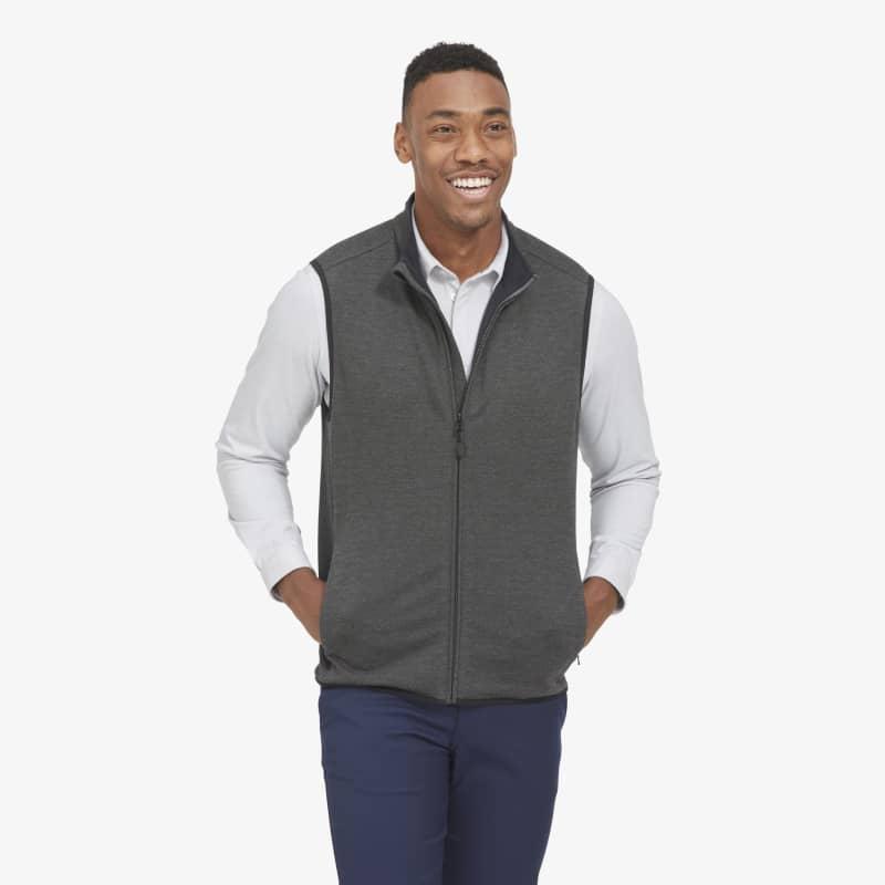 ProFlex Vest - Gray Solid, lifestyle/model