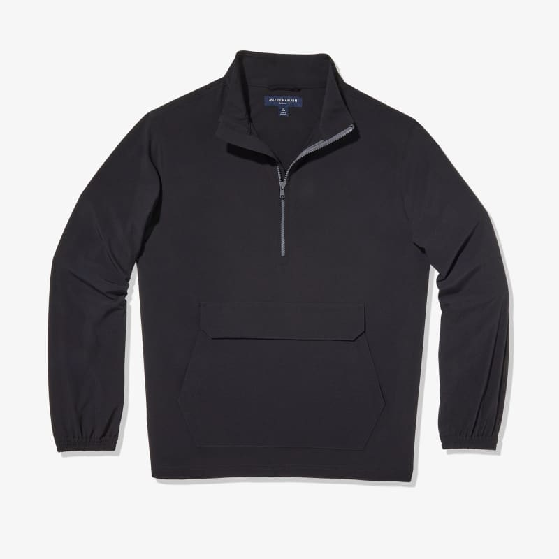 Leeward Pullover - Black Solid, featured product shot