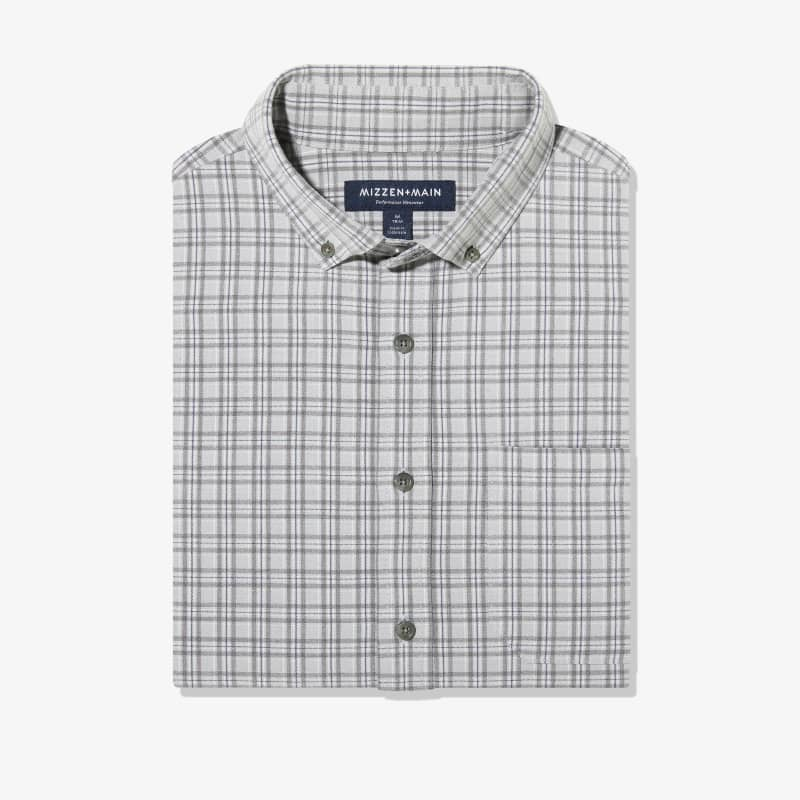 City Flannel - Gray Multi Plaid, featured product shot