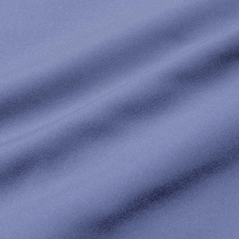 Baron Jogger - Ocean Blue Solid, fabric swatch closeup