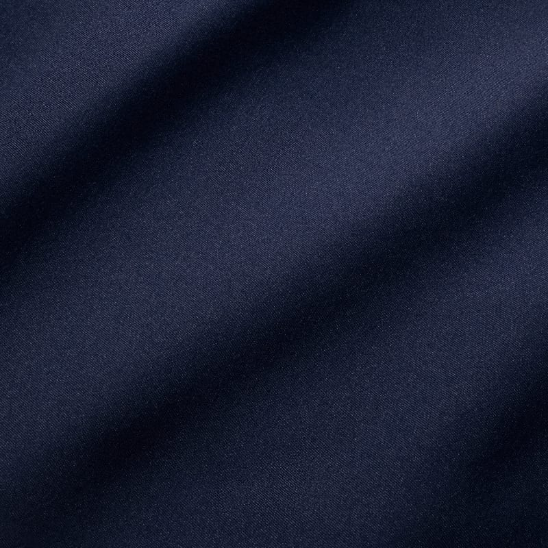 Phil Mickelson Polo - Navy Solid, fabric swatch closeup