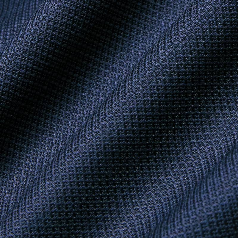 Lavelle Blazer - Navy Blue, fabric swatch closeup