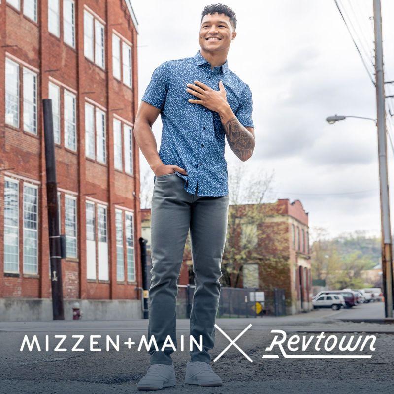 Revtown X Mizzen Launch Party