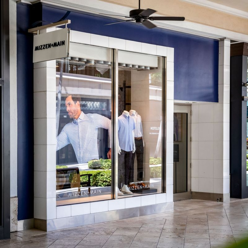 Our Shops at Merrick Park storefront