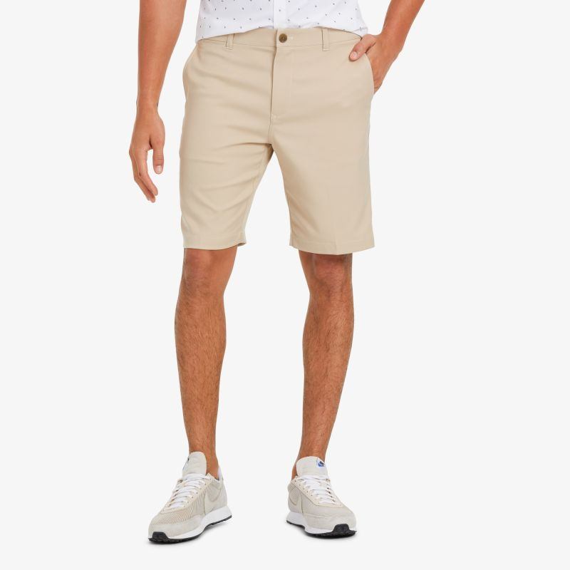 Baron Shorts - Sand Solid, featured product shot