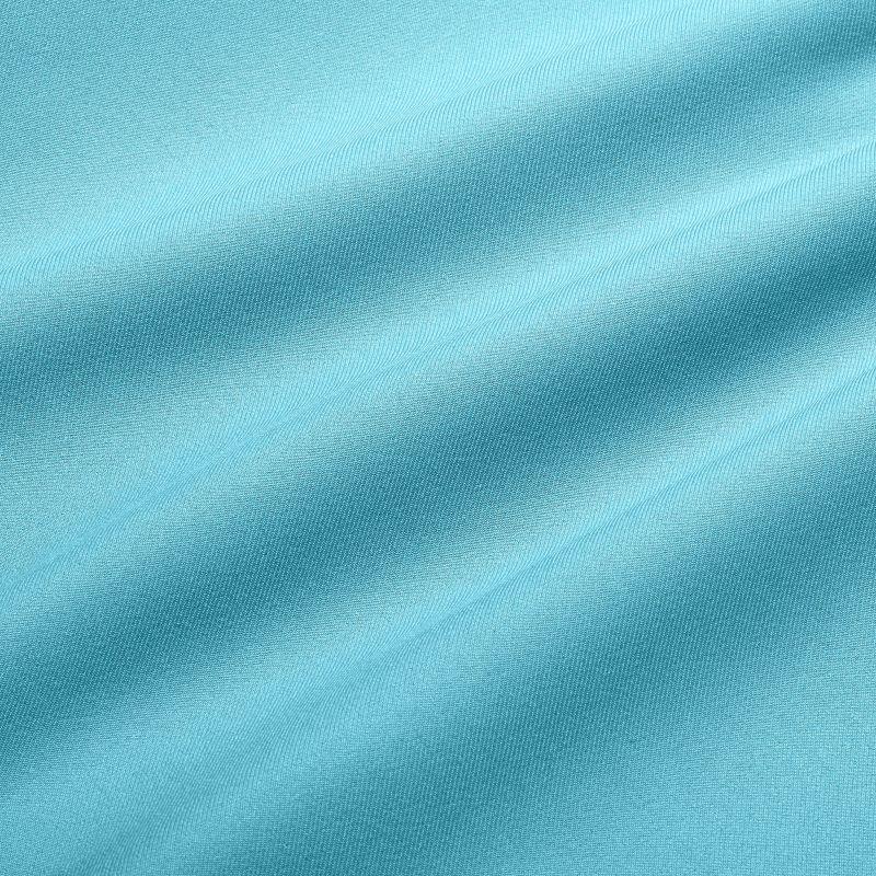 Baron Shorts - Sea Green Solid, fabric swatch closeup