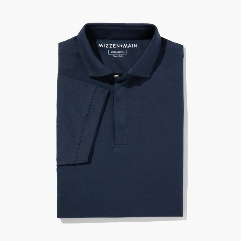 Wilson Polo - Navy Solid, featured product shot