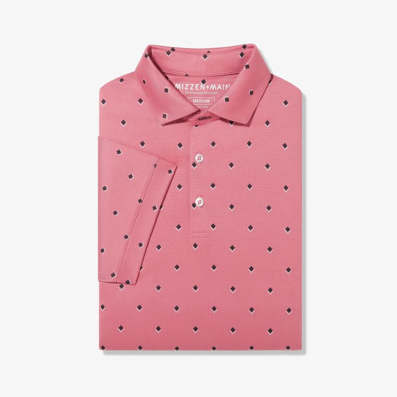 Wilson Polo - Berry Red DiamondPrint, featured product shot
