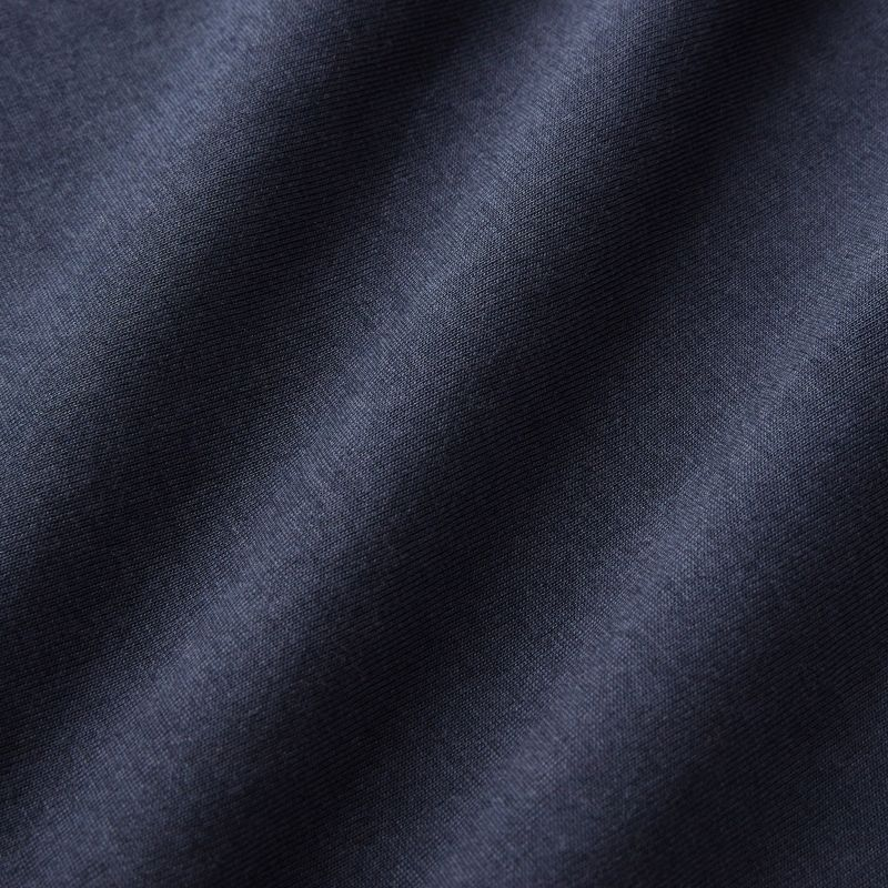 Wilson Polo - Navy Solid, fabric swatch closeup