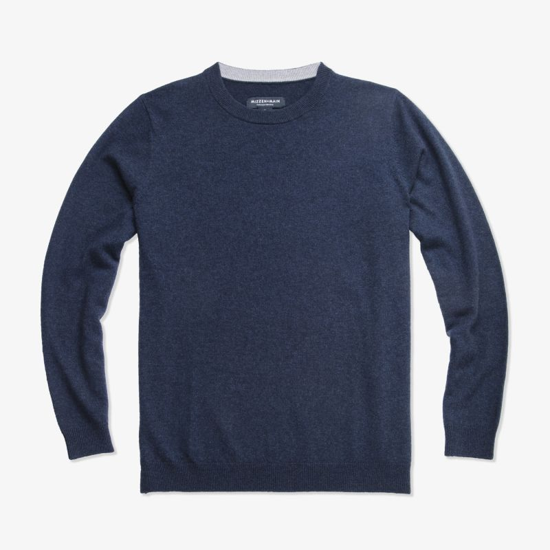 Arden Sweater - Blue Heather, featured product shot