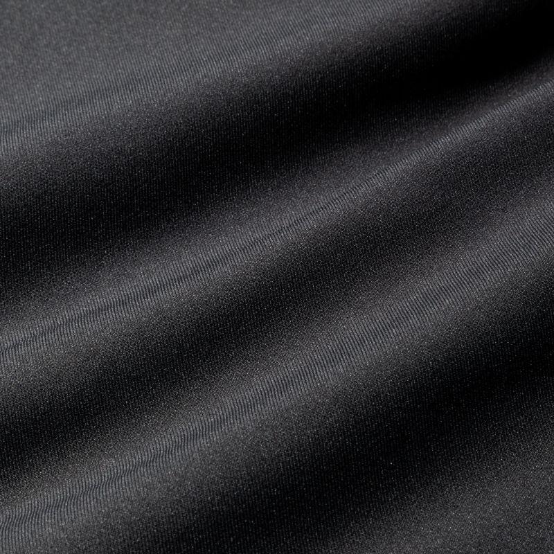 Baron Chino - Asphalt Solid, fabric swatch closeup