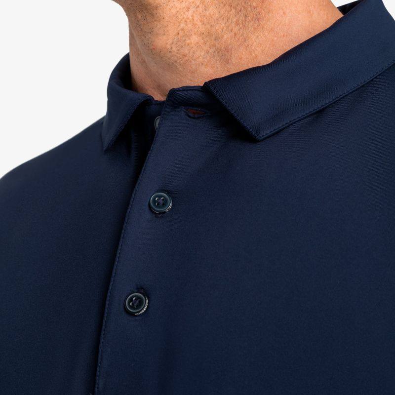 Phil Mickelson Polo - Navy, lifestyle/model