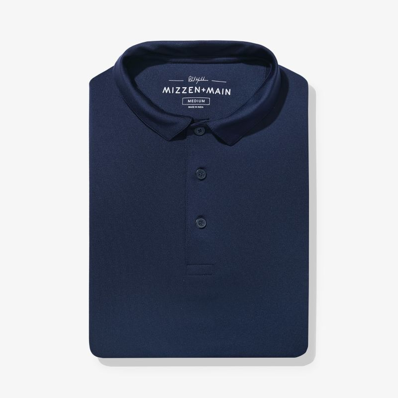 Phil Mickelson Polo - Navy, featured product shot