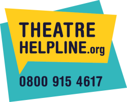 Theatre helpline