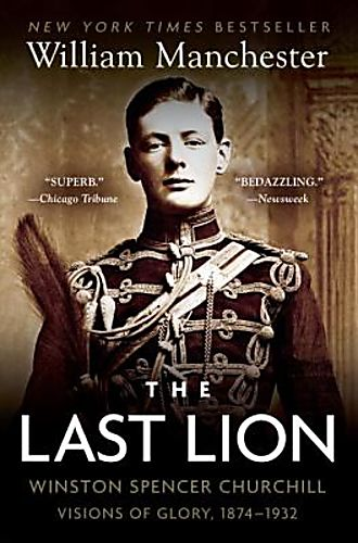 The Last Lion Cover Image