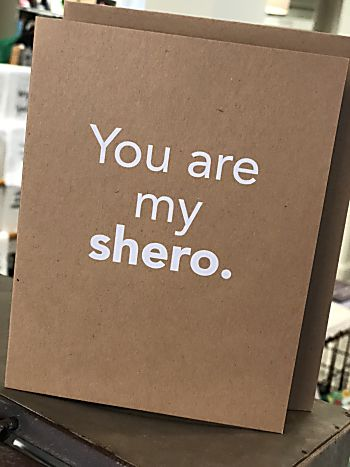 You're My Shero