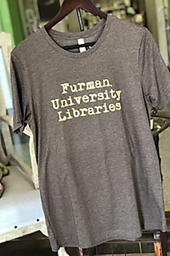 Furman Library T-Shirt