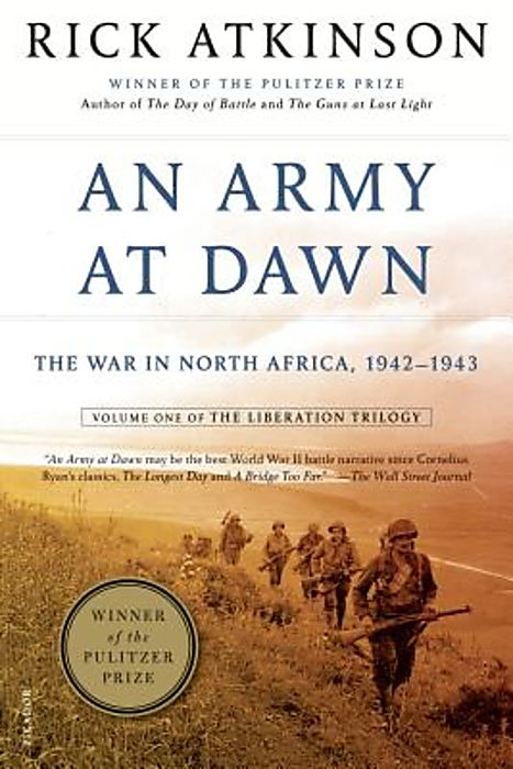 An Army at Dawn Cover Image