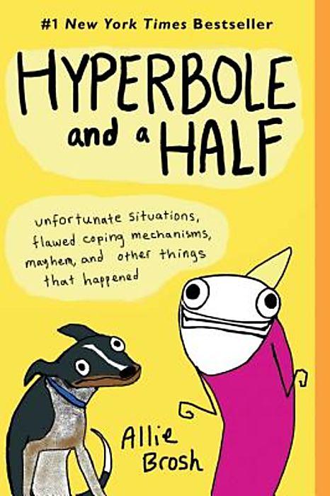 Hyperbole and a Half Cover Image