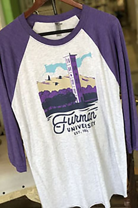 Furman Baseball T-Shirt