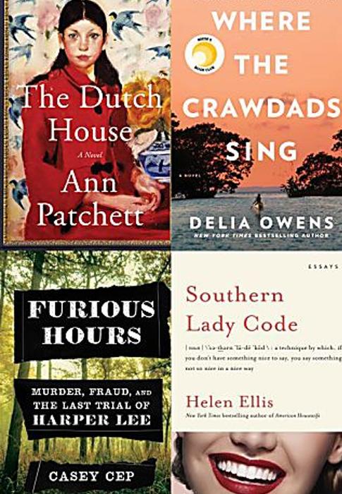 Southern Lit Bookclub
